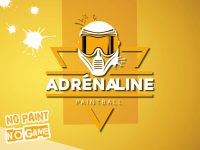 Adrénaline Paintball