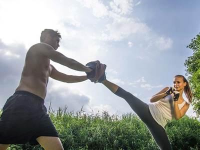 Capoeira sur Nice-Menton et Ventimille