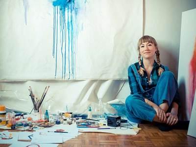 L'île aux peintres