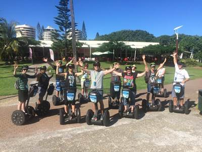 Segway Tour Nouméa (SC ATTRACTION)