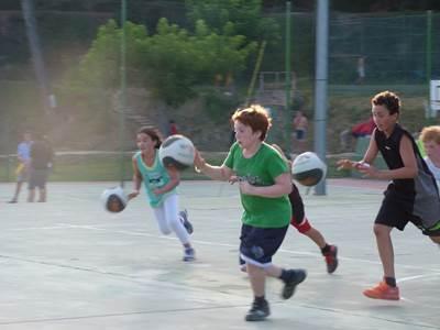 Stage de Basket en Espagne