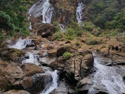 Wadiana waterfall