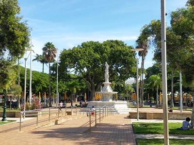 Noumea city center