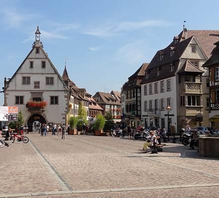 Mobilboard Obernai Cœur d'Alsace