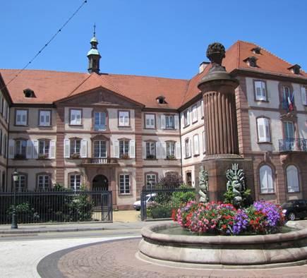 Mobilboard HAGUENAU - Norte de Alsacia