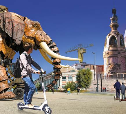 Mobilboard Nantes