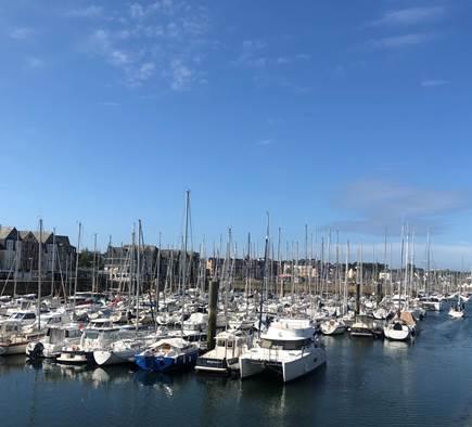 Mobilboard Port du Crouesty - Vannes