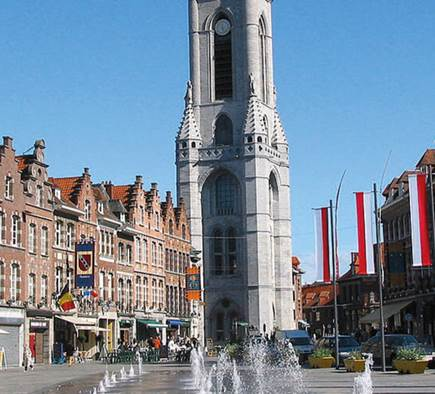 Mobilboard Tournai