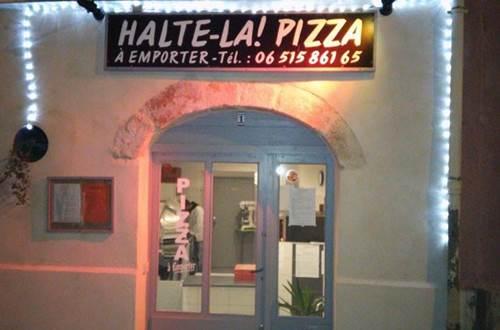 Halte La Pizza - ST JEAN DU GARD ©