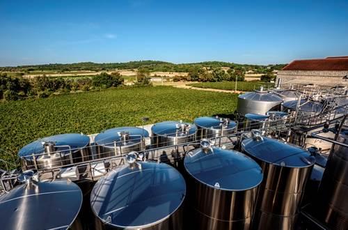 Les vignerons de St Dézery ©