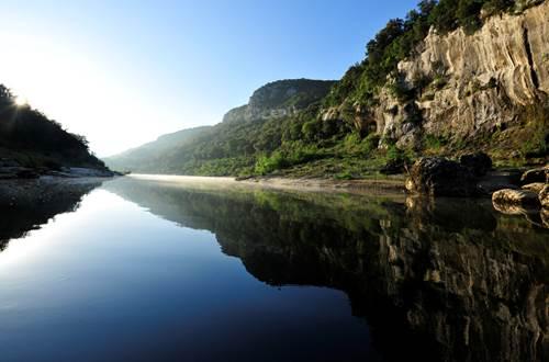 Le Gardon, notre rivière ©