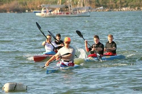 Canoë Kayak Club ©