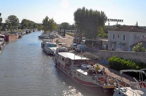 Port de plaisance de Bellegarde ©