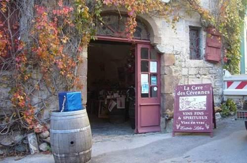 La Cave des Cévennes à Anduze vins et liqueurs ©