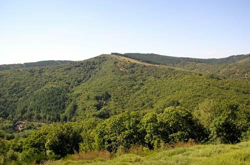 la montagne de Sarreméjane ©