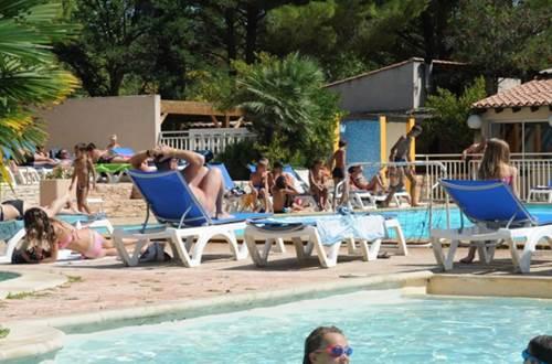 Camping Les Jardins de Tivoli ©