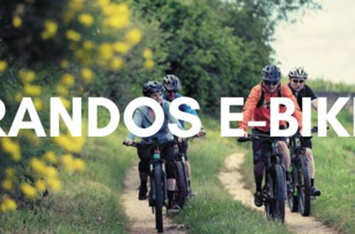 Randos e-bike Maison Sinnae © Maison Sinnae