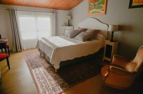 La Villa Léa - chambre Ingrid © RIBEYRE Véronique