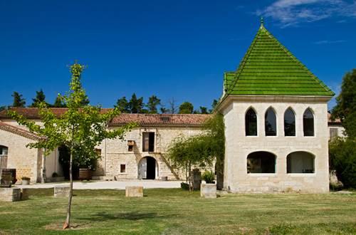 Domaine de Tavernel © Sud de France Développement
