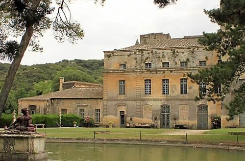 Château de Saint privat ©