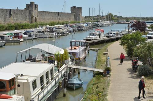 Port de plaisance d'Aigues-Mortes ©