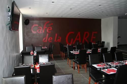 Brasserie restaurant Café de la Gare ©