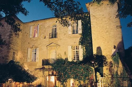 Hôtel Château d'Apaillargues © Hôtel Château d'Apaillargues