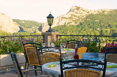 Restaurant La Porte Des Cévennes ©