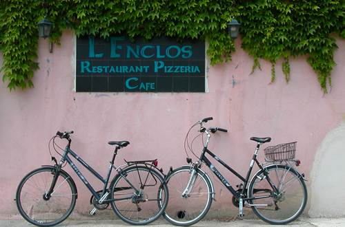 restaurant l'enclos à collias ©