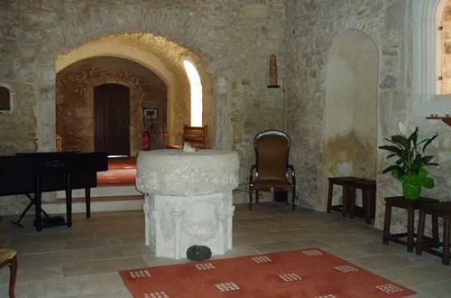Domaine de Saint Pancrace Chapelle ©