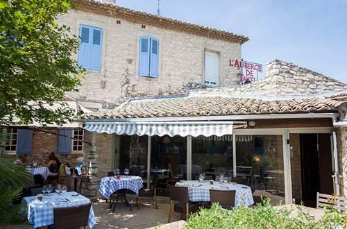 Restaurant Auberge de Tavel ©
