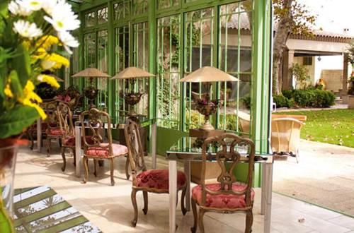 Hôtel Villa Mazarin salle petit dejeuner ©