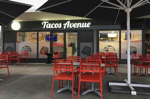 Tacos Avenue Alès ©