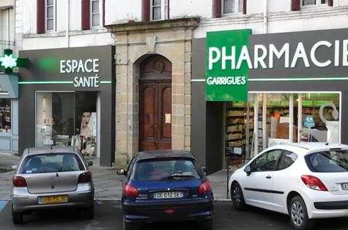 Pharmacie Garrigues ©