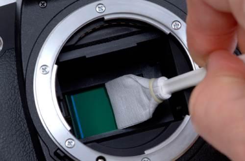 Reidl imaging nettoyage copateur reflex ©
