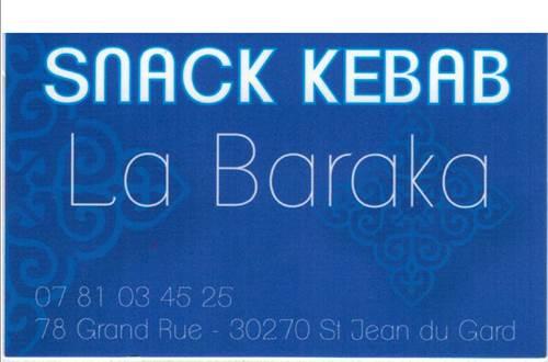 Snack Kebab La Baraka ©