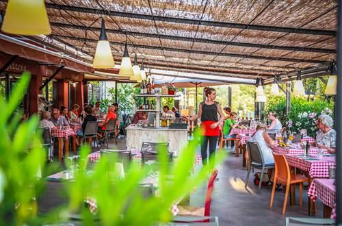 Restaurant Les Cascades ©