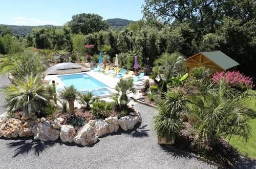 oasis de boisset la villa ©