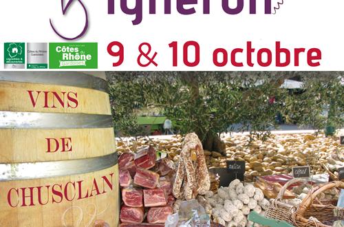 Fête des vendanges © Syndicat des vignerons de Laudun