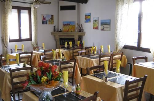Restaurant Le Romarin ©