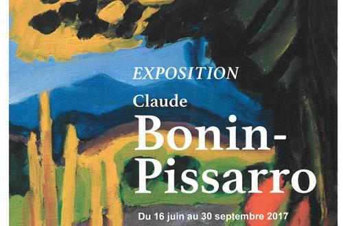 Exposition Claude Bonin Pissarro ©