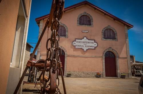 Caveau La Belle Pierre © Sud de France Développement