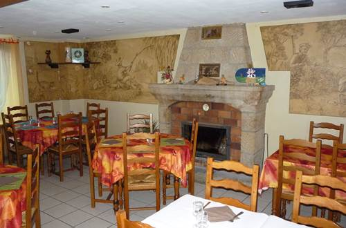 Restaurant le Bel Air ©
