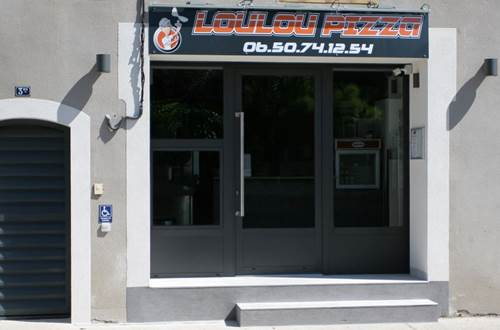 Loulou Pizza ©