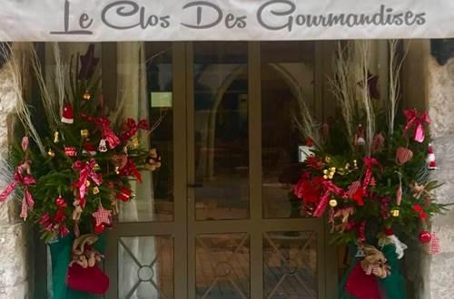 Le Clos Des Gourmandises - VEZENOBRES ©