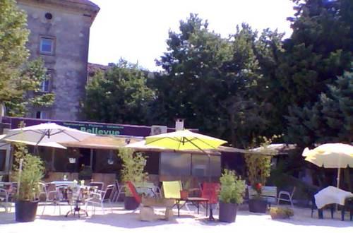 castillon du gard;gard;restaurant;restau © le bellevue
