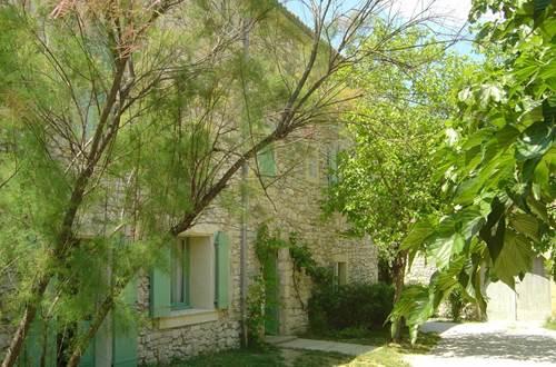 Gîte n°30G15112 – AUBUSSARGUES – location Gard © Gîtes de France Gard