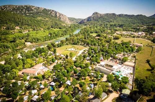Camping L'Arche - 11 © Sud de France Développement