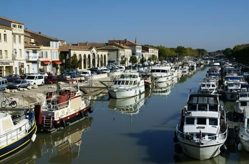 Port Canal Rhône Sète ©