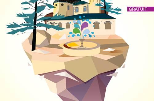 Histoires de clochers à Aiguèze © OT PROVENCE OCCITANE